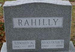 Anastasia E <I>Delzell</I> Rahilly