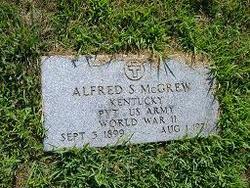 Alfred Sylvester McGrew