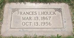 Frances Indera <I>Newman</I> Houck