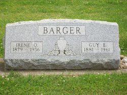 Irene Oden <I>West</I> Barger