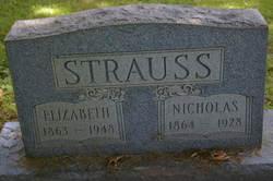 Elizabeth <I>Gardner</I> Strauss