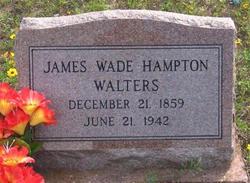 James Wade Hampton Walters