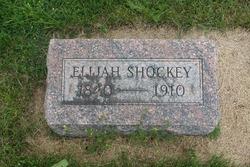 Elijah F. Shockey