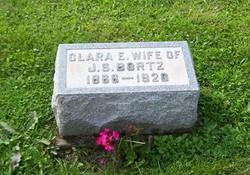 Clara Elizabeth <I>Shaffstall</I> Bortz