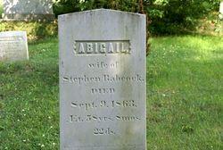 Abigail <I>Pullen</I> Babcock