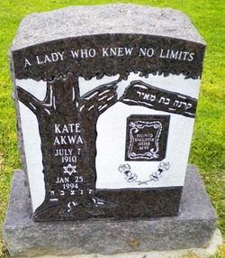 Kate Akwa
