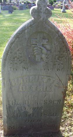 Harriette <I>Detrie</I> Denessen