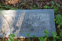"William T. ""Bill"" Carter"