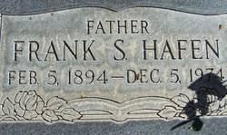 Frank Samuel Hafen