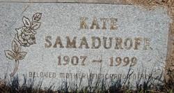 Kate <I>Patapoff</I> Samaduroff