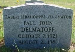 Paul John Delmatoff