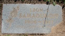 Leon J Samaduroff