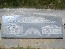 Sarah Jane <I>Stoddart</I> Taylor