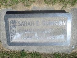 Sarah Elizabeth <I>Spafford</I> Sumsion