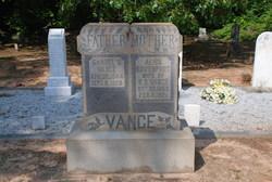 Alice <I>Davenport</I> Vance