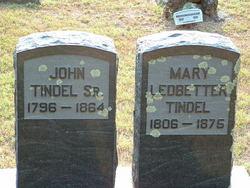 John Alexander Tindel Sr.