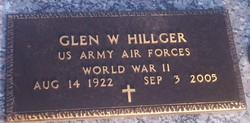 Glen W Hillger