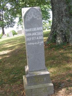 Mary Francis <I>Mobley</I> Beaver
