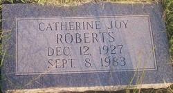 Catherine Joy <I>Ham</I> Roberts