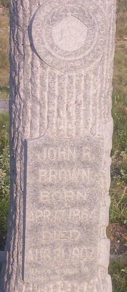 John R Brown