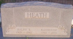 Katherine <I>Hanson</I> Heath
