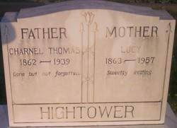 Lucy Saul <I>Smith</I> Hightower