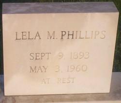 Lela Margaret <I>Hightower</I> Phillips