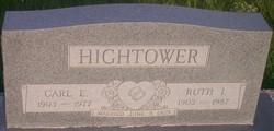 Ruth Ivey <I>Dozier</I> Hightower