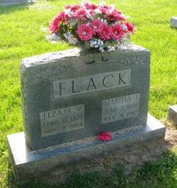 "Elzaja Wellington ""Jay"" Flack"