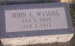 John Carroll Wysong