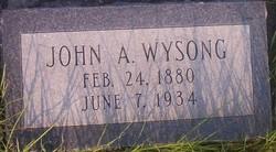 John A. Wysong