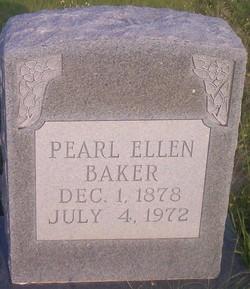 Pearl Ellen Baker