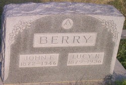 Lucy Roberts <I>Morris</I> Berry