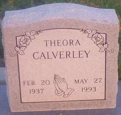 Zella Theora Calverley