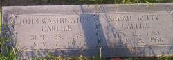 John Washington Carlile