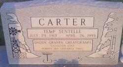 Temp <I>Sentelle</I> Carter
