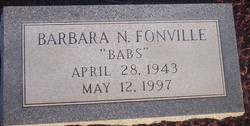 "Barbara Nell ""Babs"" Fonville"