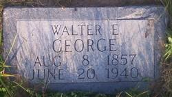 Walter Edmond George