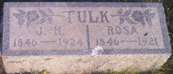 Rosa (Rose) Jane <I>Crow</I> Tulk
