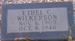 Ethel Cordelia <I>Allen</I> Wilkerson