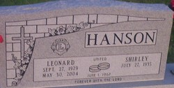 Leonard Hanson