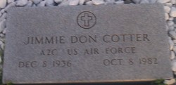 Jimmie Don Cotter