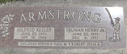 Truman Henry Armstrong, Jr