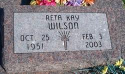 Reta Kay <I>Pollet</I> Wilson