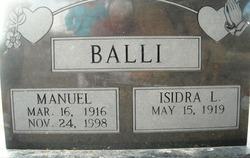 Manuel Balli