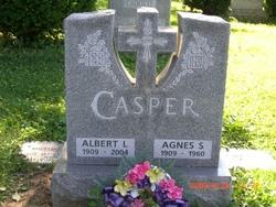 Agnes S <I>Yanor</I> Casper