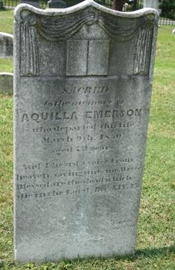 Aquilla Emerson