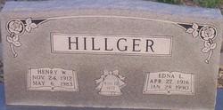 Henry William Hillger
