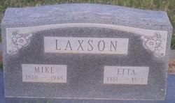 William Mike Laxson