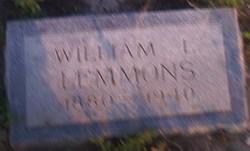 William Lee Lemmons